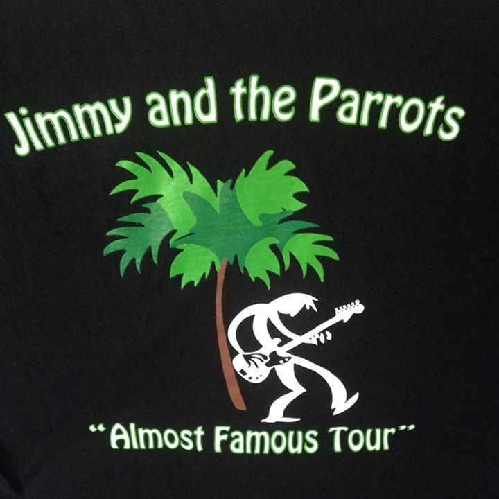 Jimmy and the Parrots Tour Dates