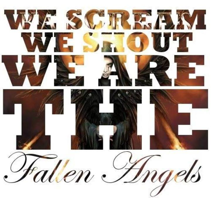 We Scream, We Shout, We are the Fallen Angels Tour Dates