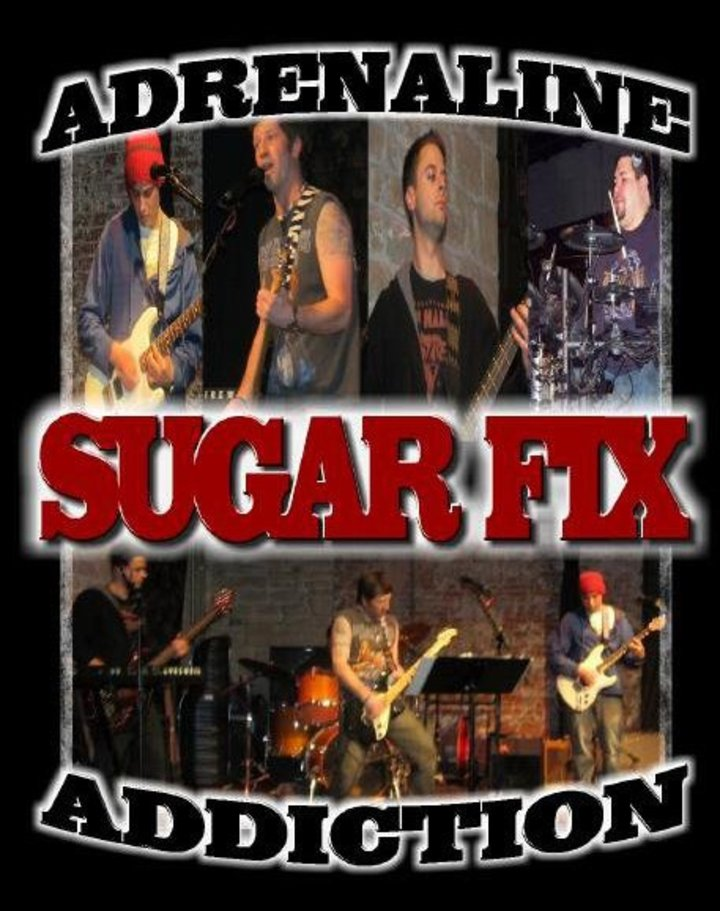 Sugar Fix Tour Dates