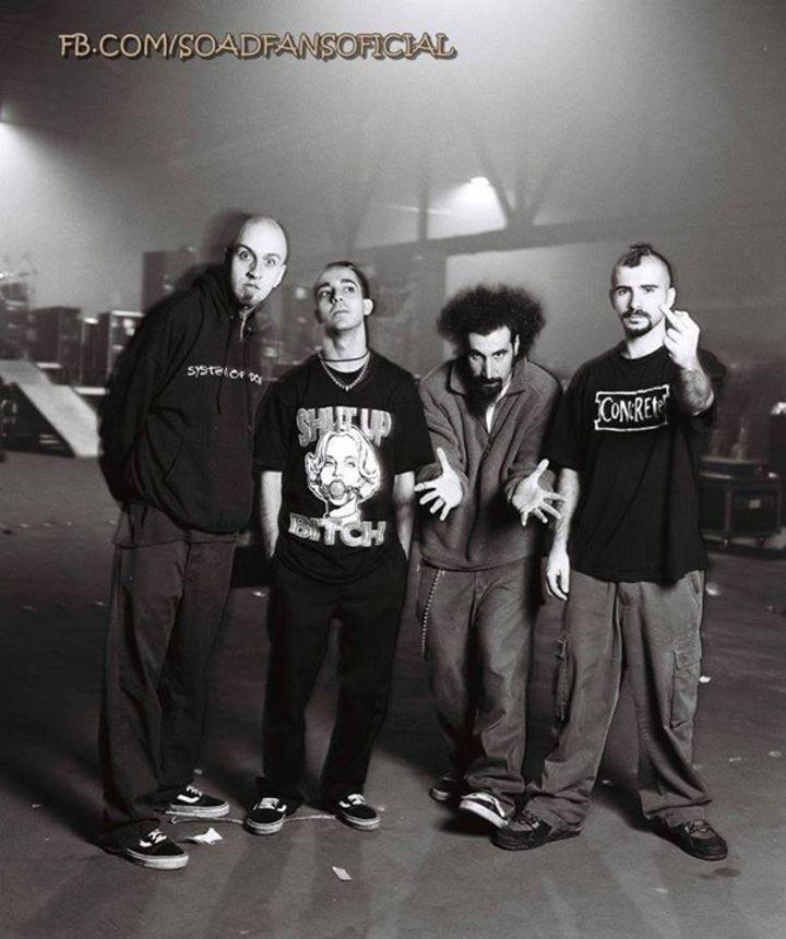 System Of A Down - Fans Tour Dates