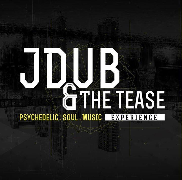 JDub+The_Tease Tour Dates