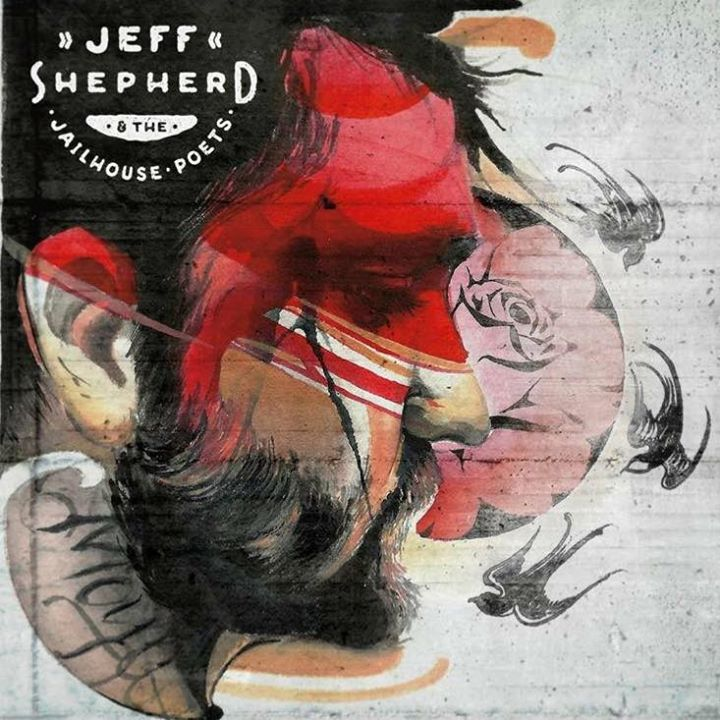 Jeff Shepherd and the Jailhouse Poets Tour Dates