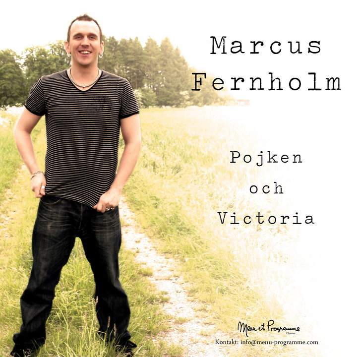 Marcus Fernholm Tour Dates