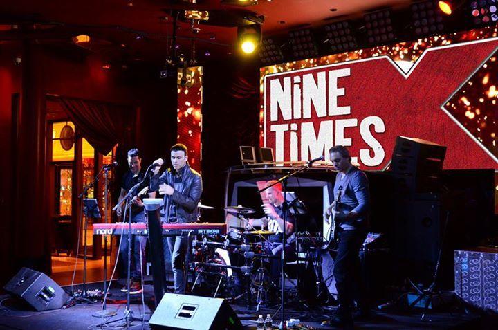 Nine Times Tour Dates