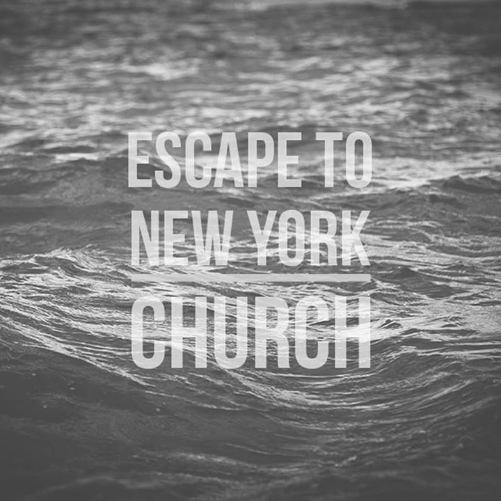 Escape to New York Tour Dates