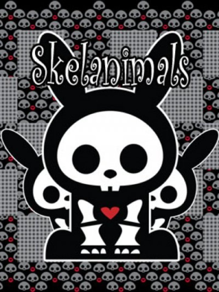 Skelanimals Tour Dates