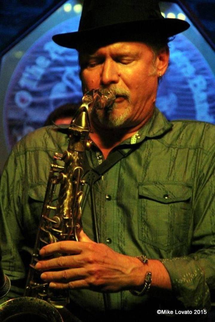 Jimmy Carpenter on Sax Tour Dates