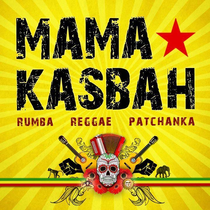 Mama Kasbah Tour Dates