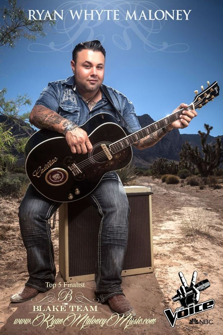 Ryan Whyte Maloney @ Cabo Wabo Cantina (Planet Hollywood) - Las Vegas, NV