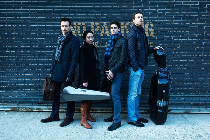 Tesla Quartet Tour Dates