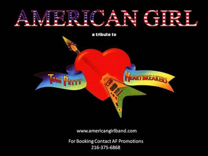 American Girl Tour Dates