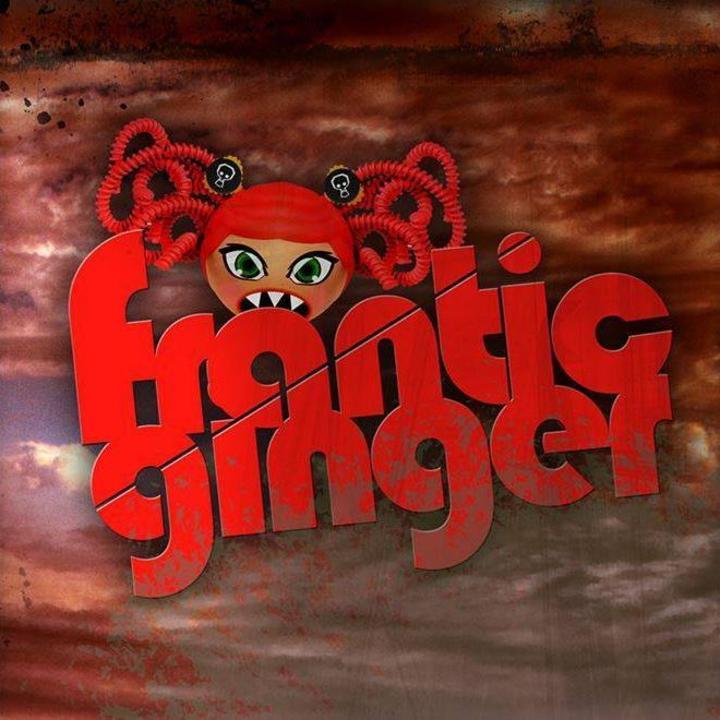 Frantic Ginger Tour Dates