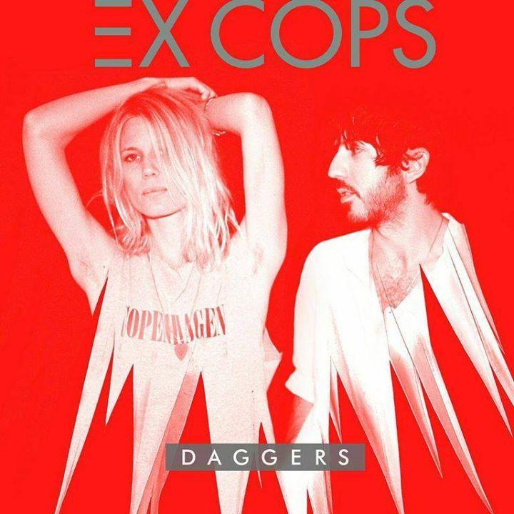 Ex Cops Tour Dates