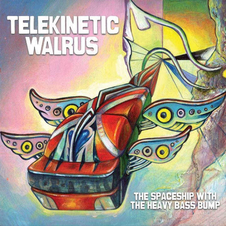 Telekinetic Walrus and the Pride of Ions Tour Dates