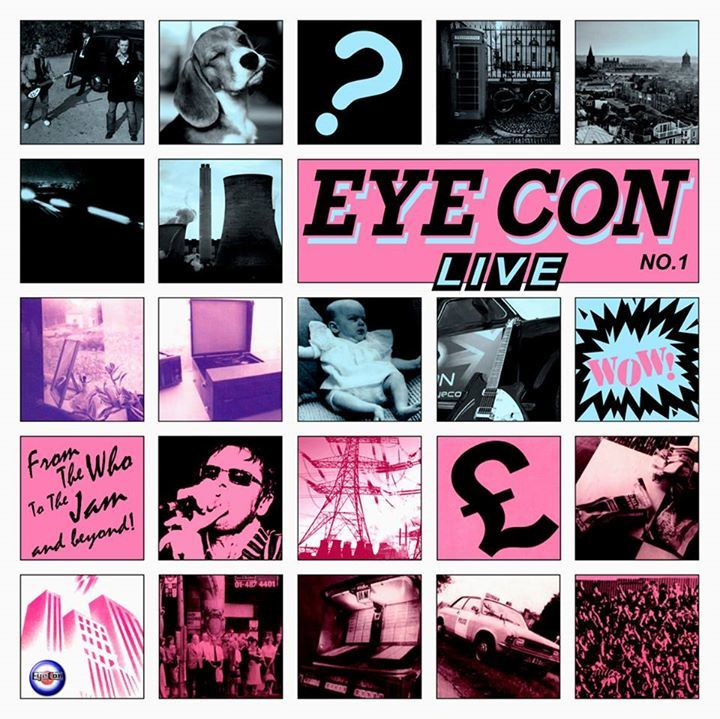 Eye-Con Tour Dates