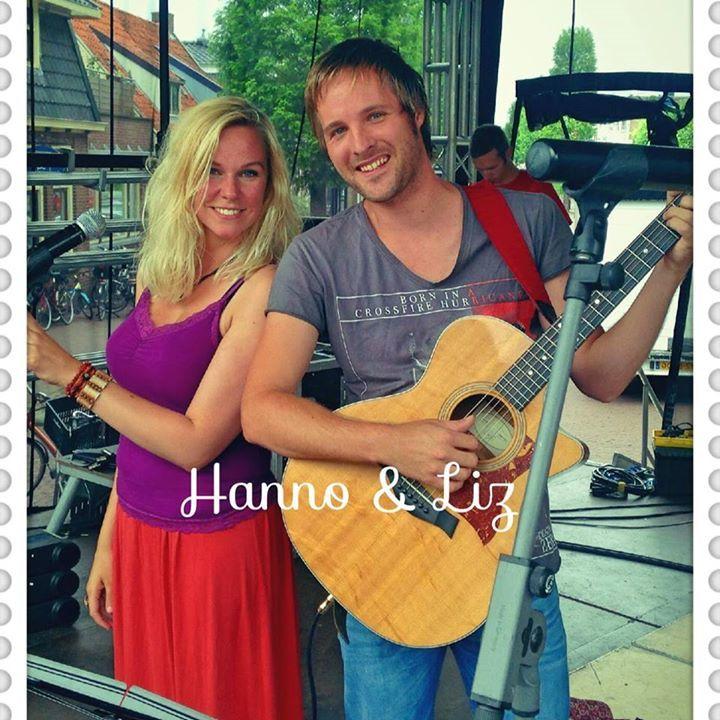 Hanno & Liz Tour Dates