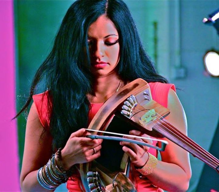 Gingger Shankar Tour Dates