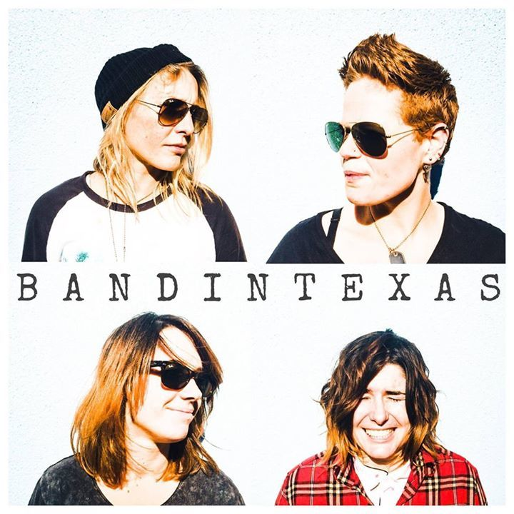 Bandintexas Tour Dates