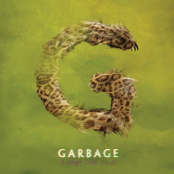 Garbage Tour Dates