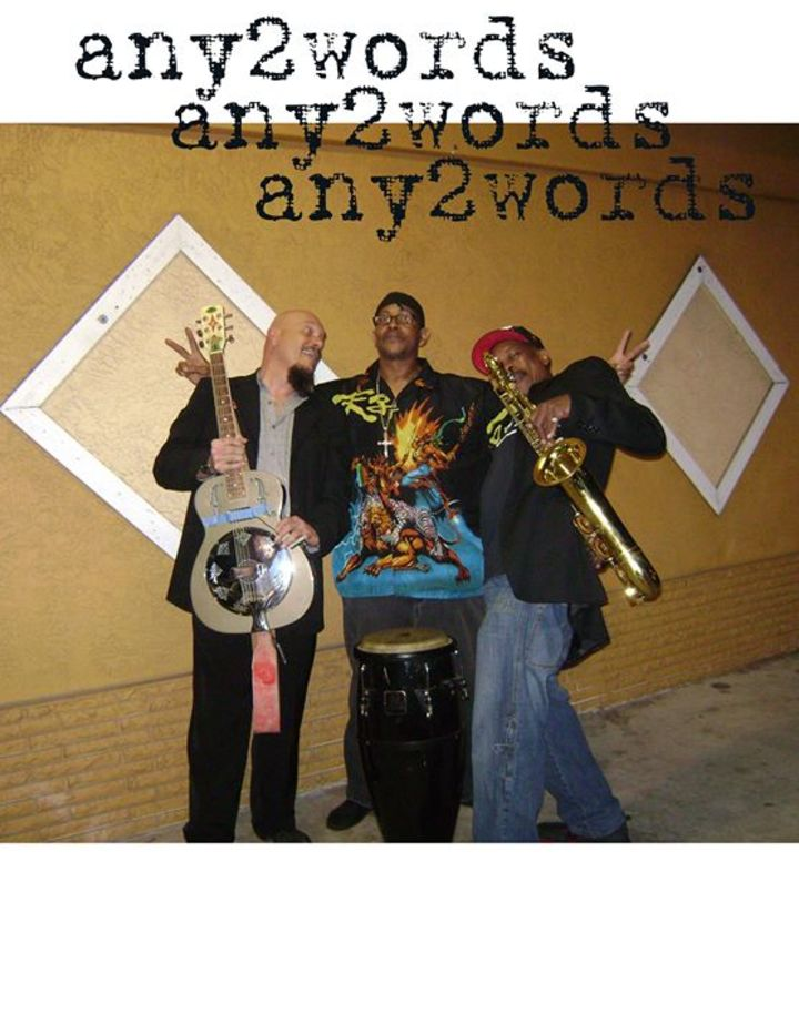 Any2words Tour Dates
