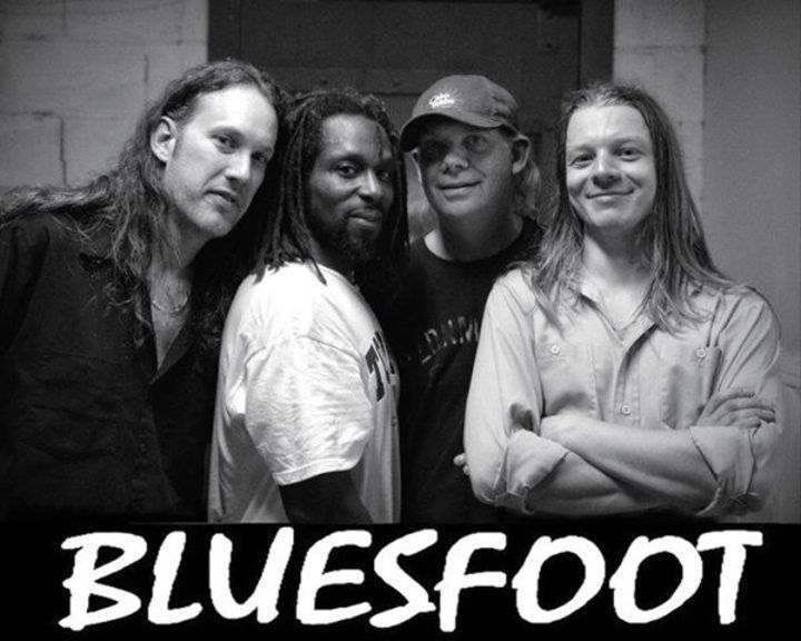 Bluesfoot Tour Dates
