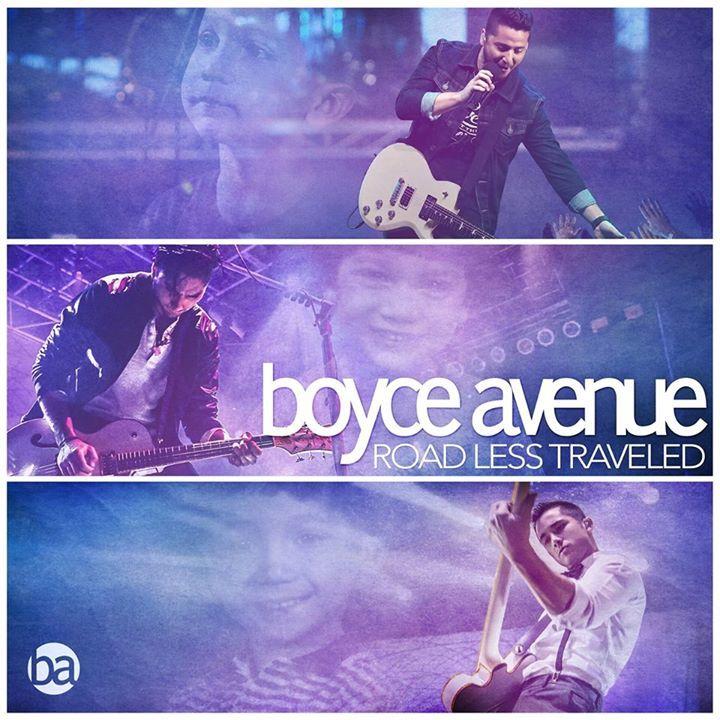 Boyce Avenue @ Astor Theatre - Perth, Australia