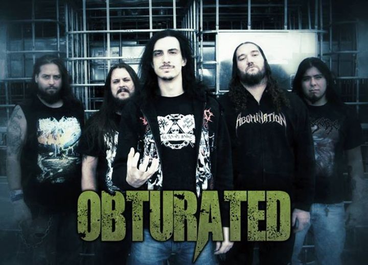 Obturated Tour Dates
