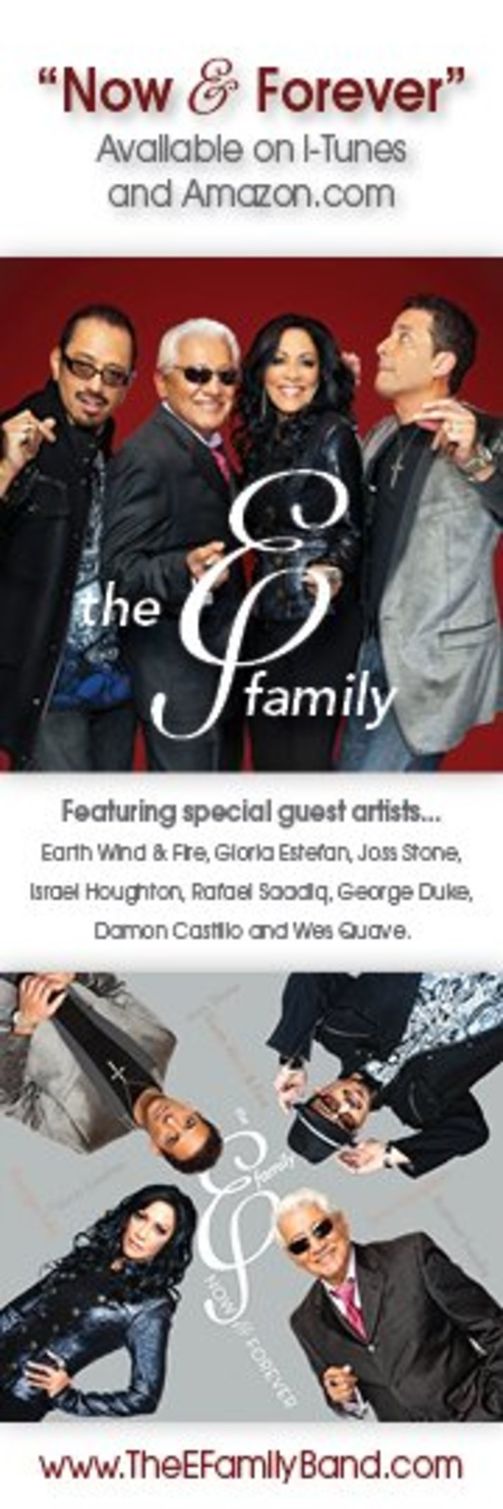 The E Family Tour Dates