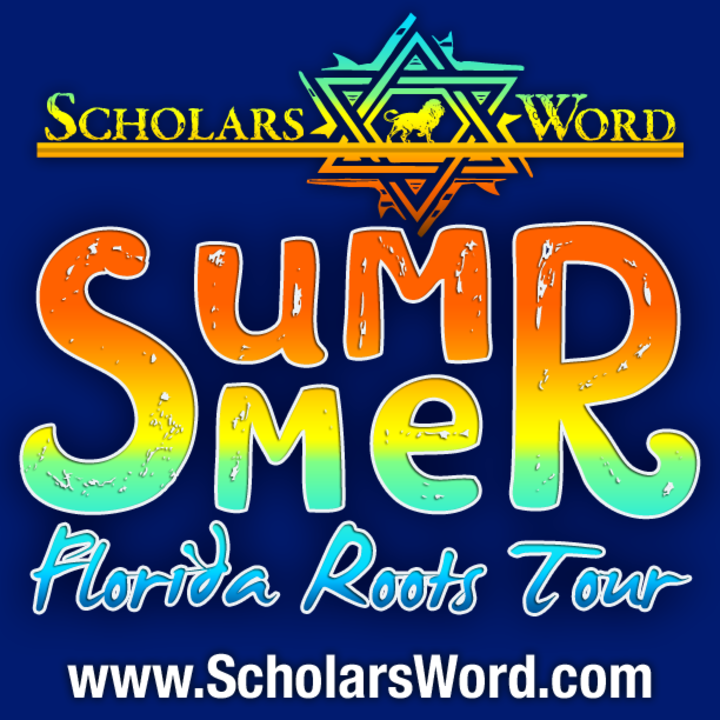 Scholar's Word Tour Dates