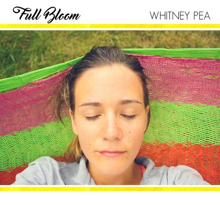 Whitney Pea Tour Dates
