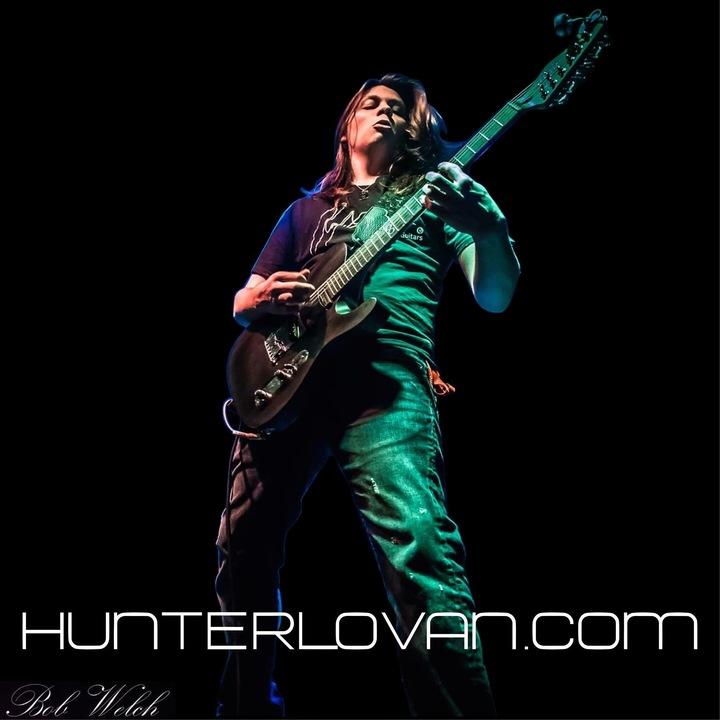 Hunter Lovan Tour Dates