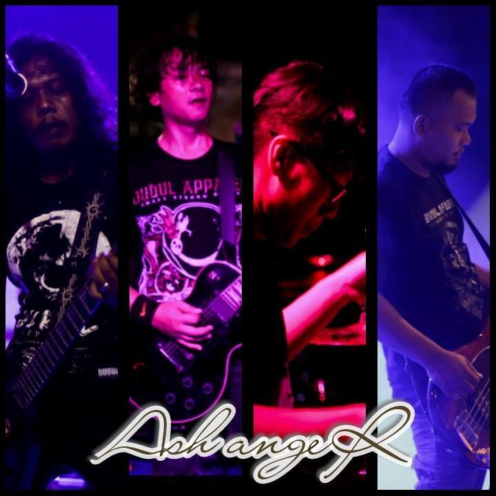 ASH ANGER Tour Dates