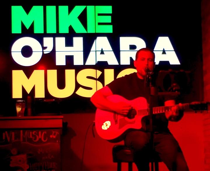 Mike O'Hara Music Tour Dates
