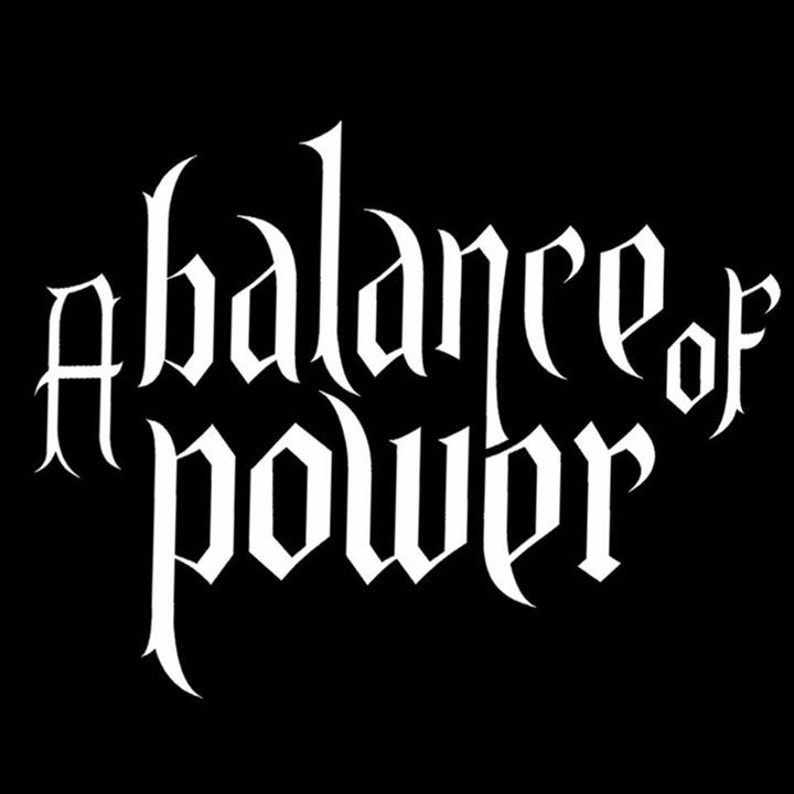 Balance of Power Tour Dates