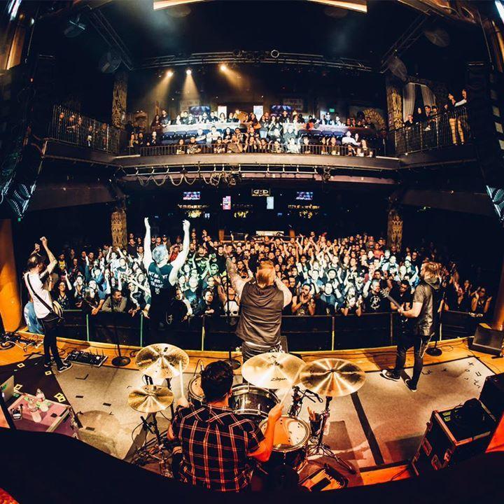 Failure Anthem Lancaster Concert Tickets Failure
