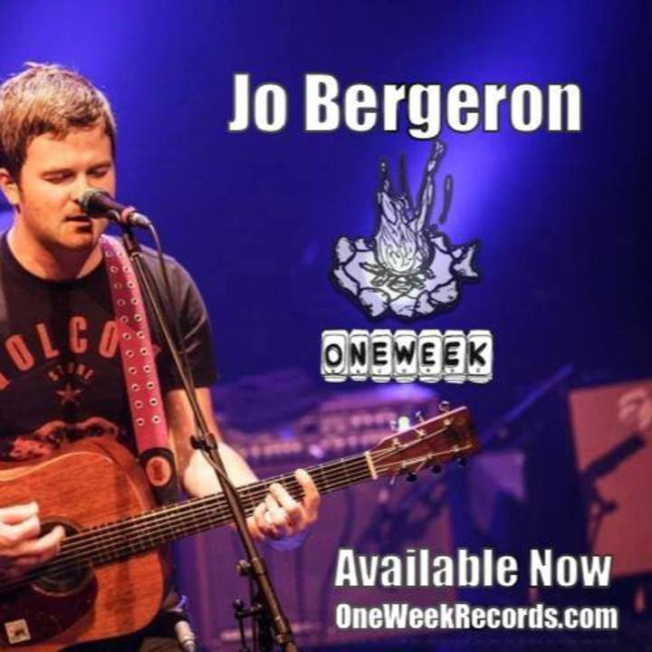 Jo Bergeron Music Tour Dates