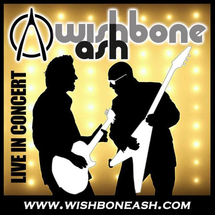 Wishbone Ash @ Burghof - Lörrach, Germany