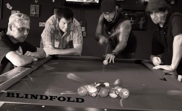 Blindfold Tour Dates