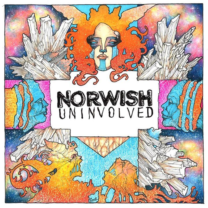 Norwish Tour Dates