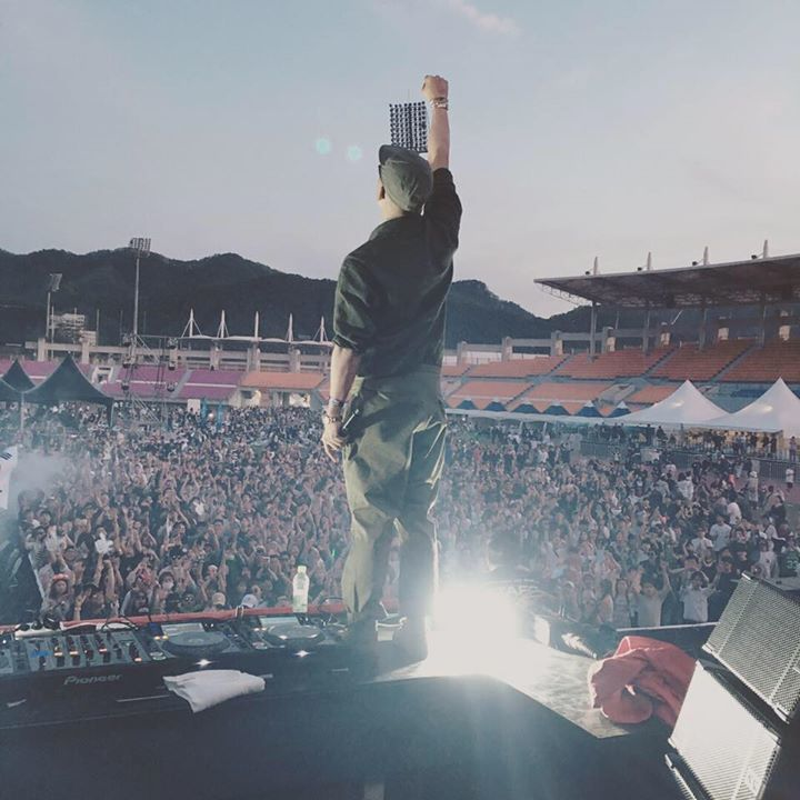 DJ KOO Tour Dates