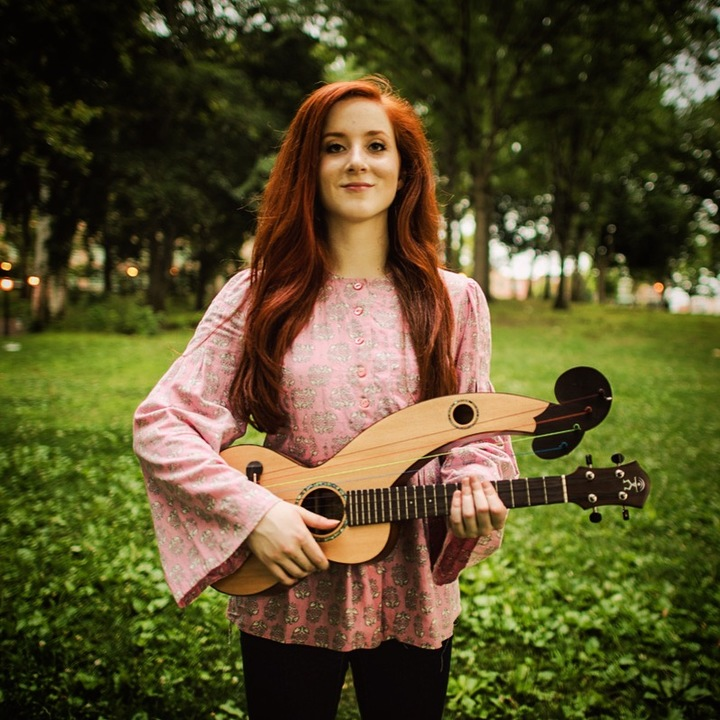 Gracie Terzian @ Ukulele Festival of Scotland - Dumfries, United Kingdom