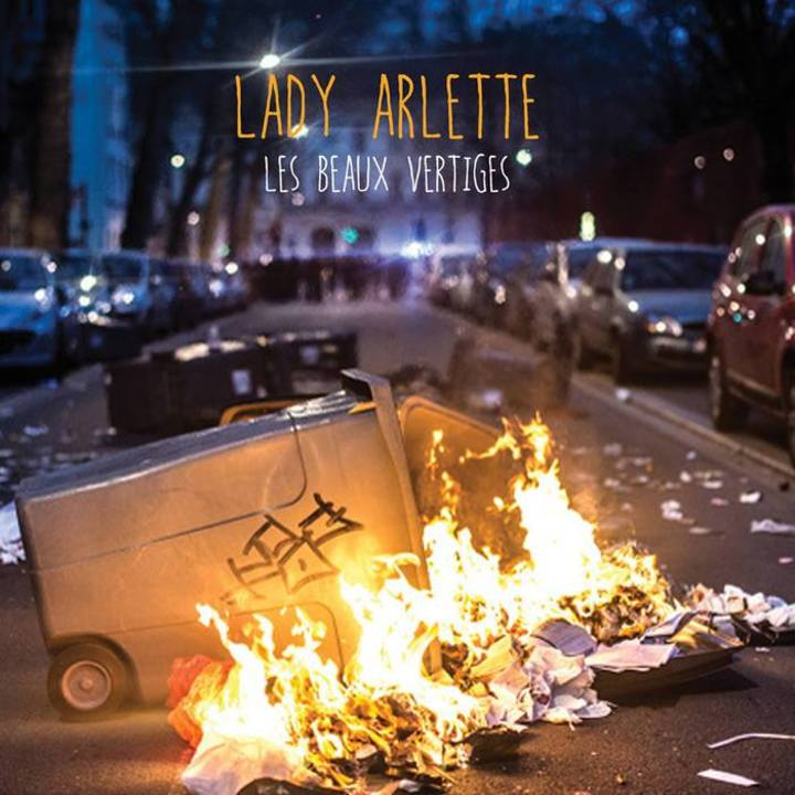 Lady Arlette Tour Dates