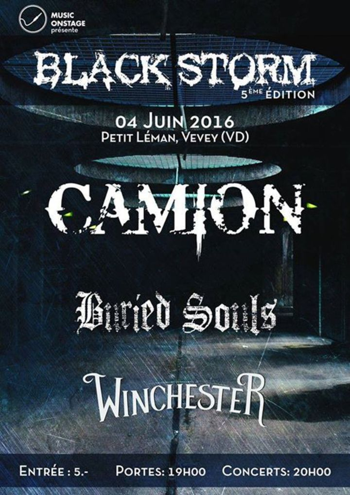 Buried Souls Tour Dates