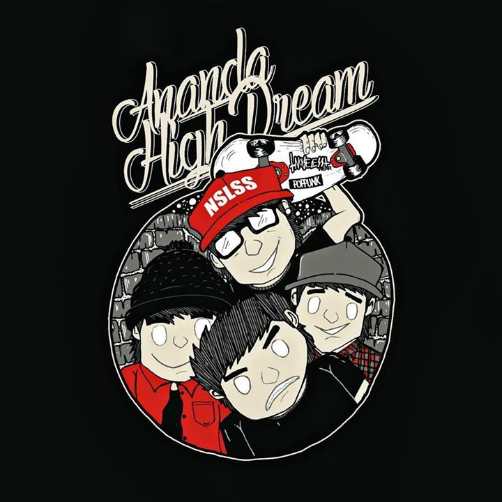 Ananda High Dream Tour Dates