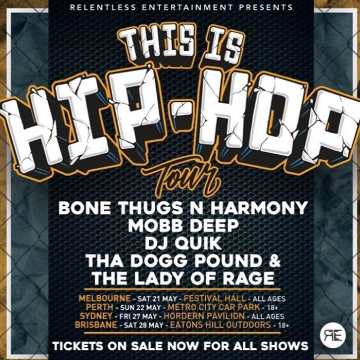 Mobb Deep @ Sherman Theater - Stroudsburg, PA