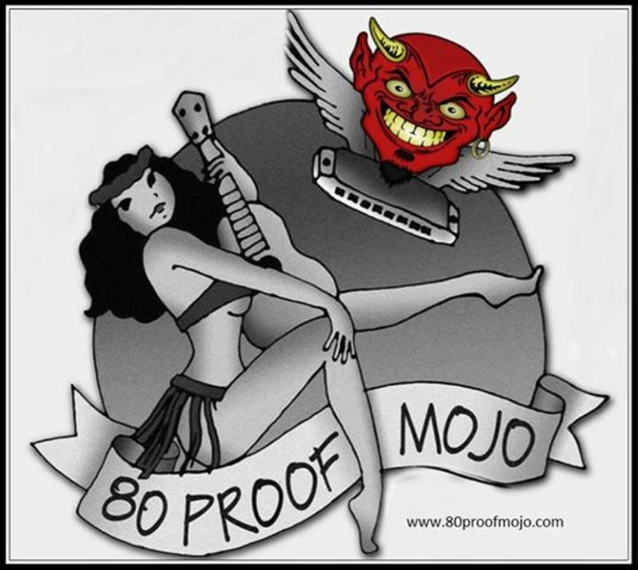 80 Proof Mojo @ Private Event - Tidworth, United Kingdom