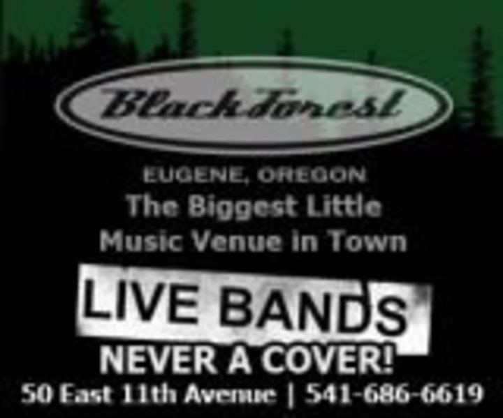 Black Forest Tour Dates