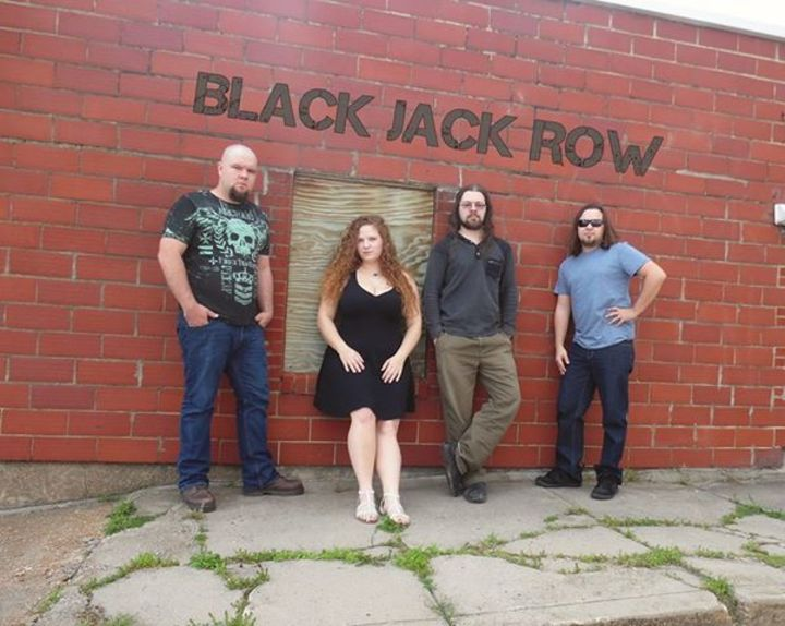 Black Jack Row Tour Dates