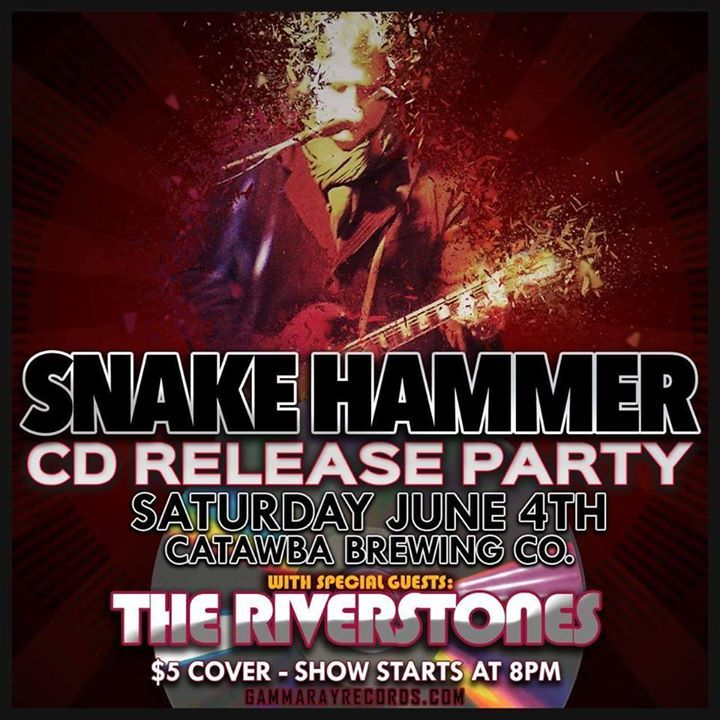 Snake Hammer Tour Dates