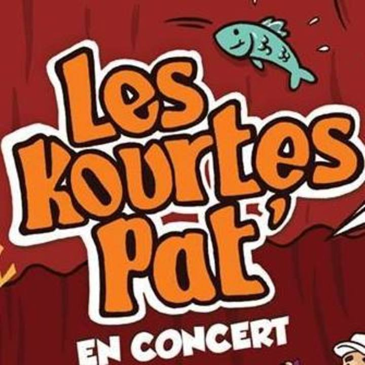 Les Kourtes pat' Tour Dates